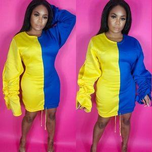 """""""Kensington"""" Sweatshirt mini dress S-XL"""